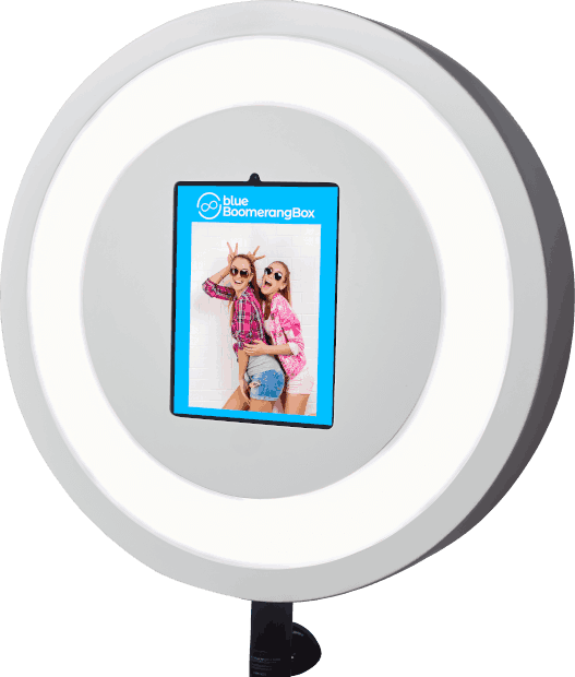blue Fotobox
