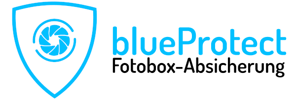 blue Fotobox